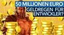Bund fördert Spiele mit 50 Millionen Euro