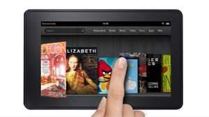 Amazon Kindle Fire :