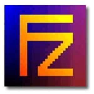 FileZilla : Logo: FileZilla