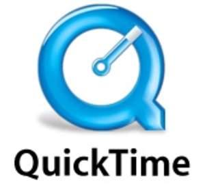 Apple Quicktime : quicktime logo