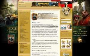 Das Goldgeschäft : Die Website RandyRun ist einer von vielen Goldhändlern.