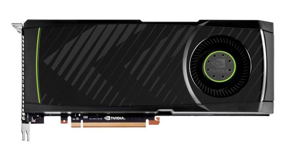 Nvidia Geforce GTX 580 : Mit 512 statt 480 Shader-Einheiten und höheren Taktraten hängt die Geforce GTX 580 die GTX 480 locker ab.