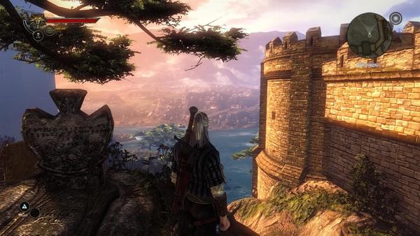 The Witcher 2: Assassins of Kings : Auch die mittleren Details brauchen sich nicht zu verstecken.