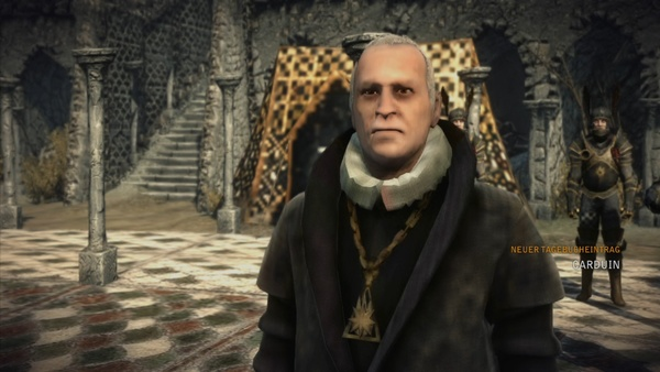 The Witcher 2: Assassins of Kings : Auf der Xbox 360 werden Texturen stellenweise sichtbar nachgeladen...