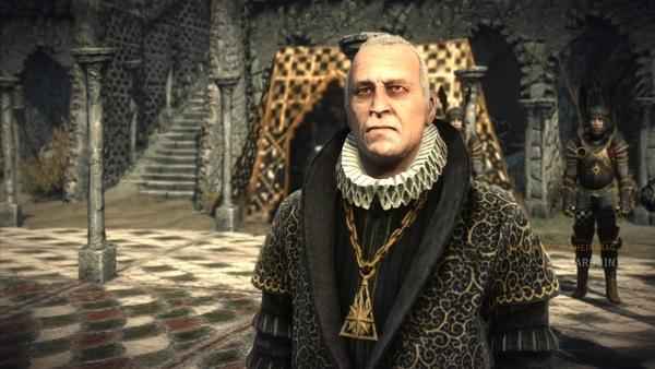 The Witcher 2: Assassins of Kings : ... und erscheinen dann plötzlich wie aus dem nichts.