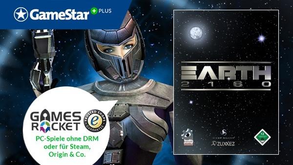 Earth 2160 bei GameStar Plus :