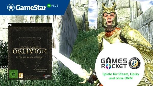 The Elder Scrolls 4: Oblivion : Die Game of the Year-Edition von The Elder Scrolls 4: Oblivion enthält das großartige Hauptspiel und die beiden Add-Ons Knights of the Nine und The Shivering Isles.