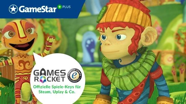 The Last Tinker bei GameStar Plus : Mit GameStar Plus bekommen Sie einfach mehr auf GameStar.de - exklusive Artikel und Videos ohne Werbeunterbrechung und kostenlose Vollversionen vom deutschen Spiele-Shop Gamesrocket.