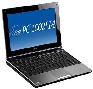 Asus Eee PC 1002HA : Asus Eee PC 1002HA