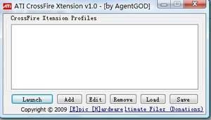 ATI CrossFire Extension 1.0 : ATI CrossFire Extension 1.0
