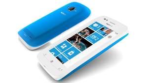 Nokia Lumia 710 : Die Leistungsdaten entsprechen ziemlich exakt dem Lumia 800.