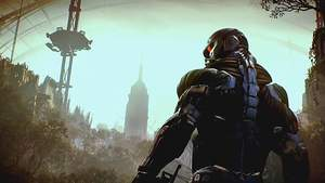 Crysis 3 : Crysis 3: Spielt im zerstörten New York.