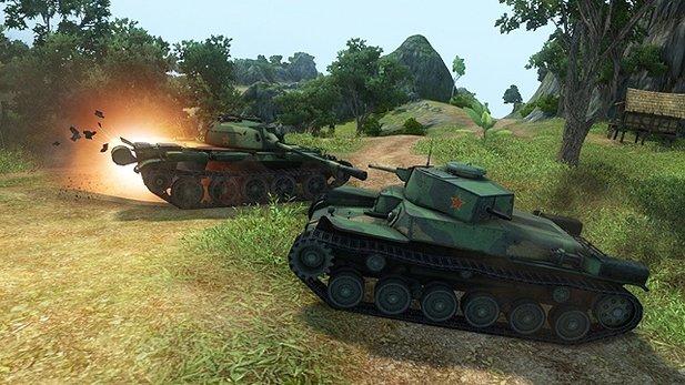 Welt der Panzer Matchmaking-Hack
