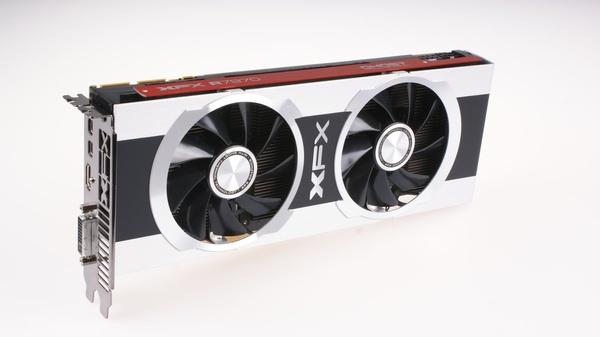 XFX Radeon HD 7970 Double Dissipation : Der Originallüfter der Radeon HD 7970 ist sehr laut. Wie gut schlägt sich die XFX Radeon HD 7970 Double Dissipation beim Lautstärketest?