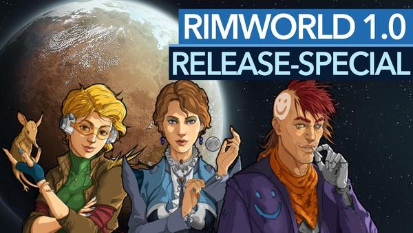 RimWorld im Koop - Mod bringt lang ersehnten Multiplayer-Modus