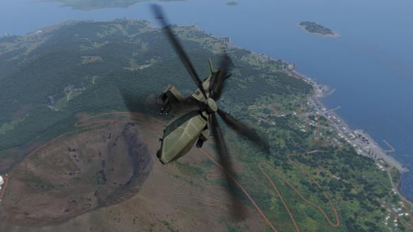 Arma 3: Apex - Riesen-DLC und Update 1 62 veröffentlicht