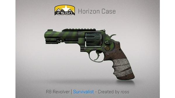 CS:GO jetzt mit Panorama-Interface, 4 neue Messer & Horizon