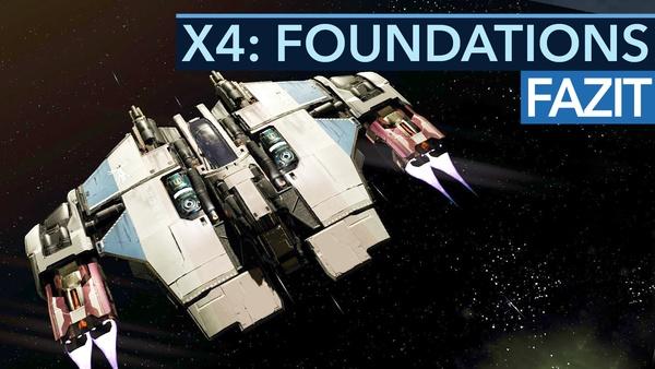 X4 Foundations Crew