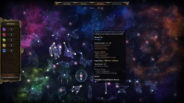 Grim Dawn - Kostenloser DLC »Hidden Path« und verbesserte