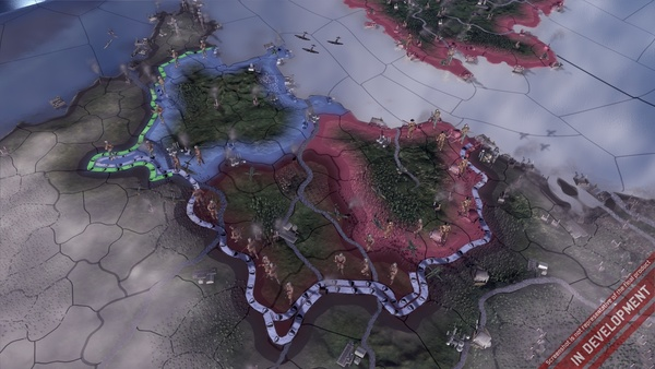 Hearts of Iron 4 - Sunflower-Update macht der KI ordentlich