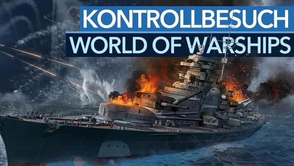 World of Warships im Test - Die Rache der Bismarck!