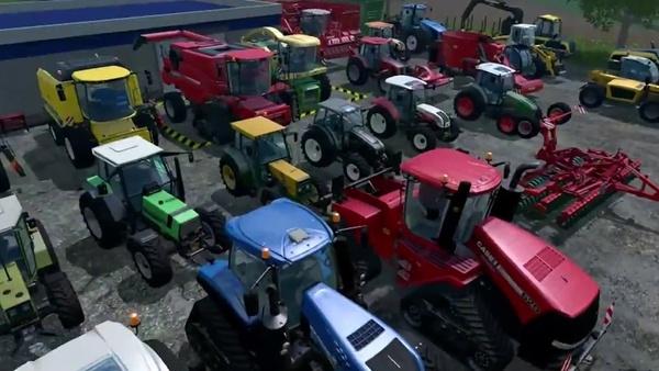 Landwirtschafts-Simulator 15 - Top 10: Die besten Mods
