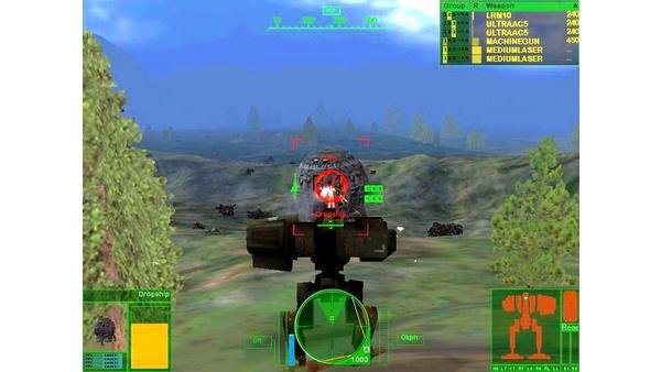 MechWarrior 4 - Spiel zum kostenlosen Download