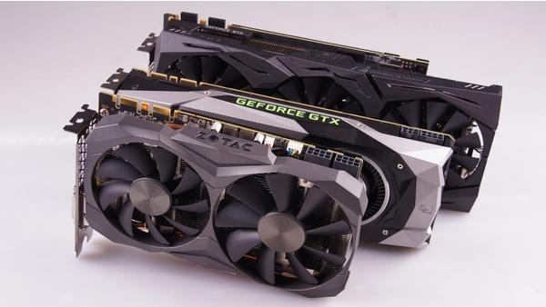 Zotac Geforce GTX 1080 Ti Mini - Flüssiges 4K auf nur 21