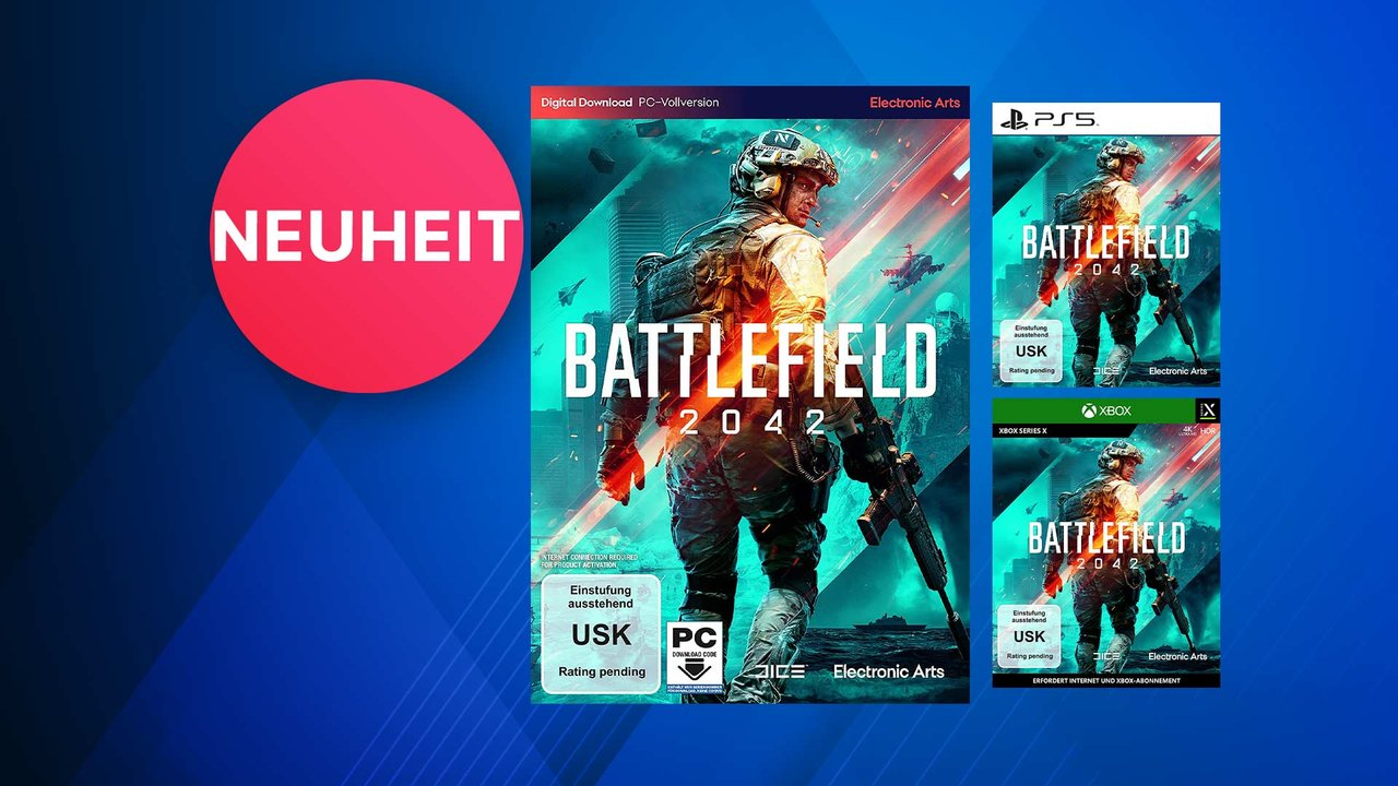 Battlefield 2042 vorbestellen: Alles zu Editionen, Boni & Early Access