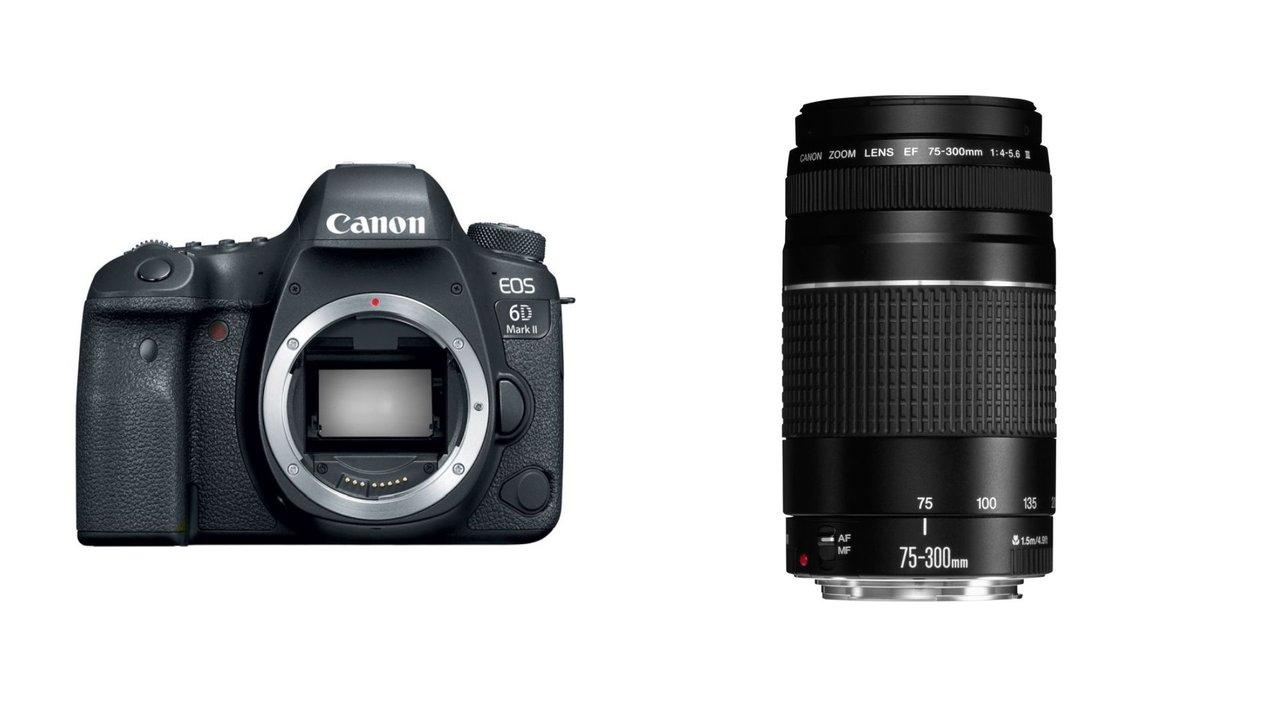 Eine Stunde Hammerpreis Canon EOS 20D Mark II bei Mediamarkt