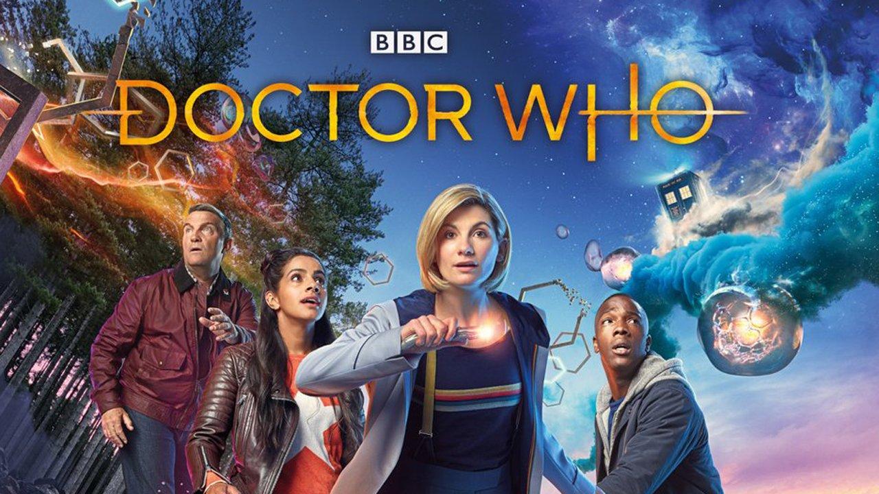 Doctor Who   Staffel 20 Ein Blick in die neue Tardis und einiges mehr