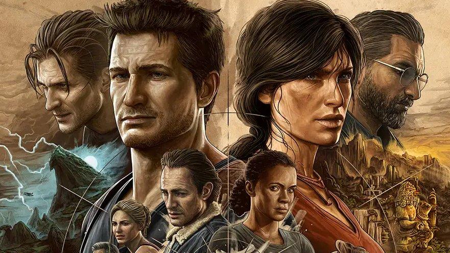 Uncharted endlich auch auf dem PC: Trailer zur Legacy of Thieves Collection