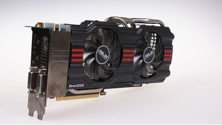 Asus Geforce GTX 670 DirectCu II Top