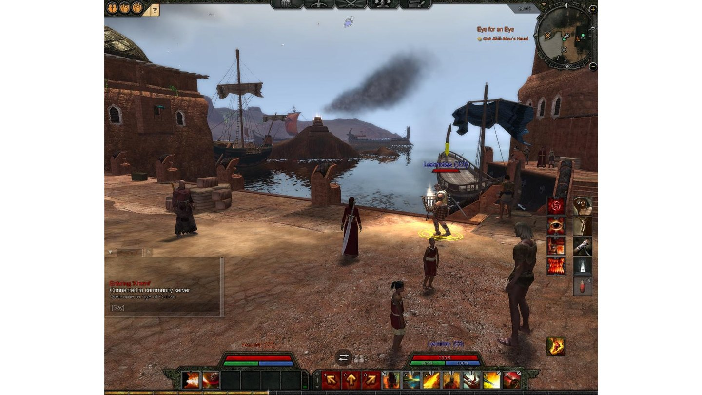 Age of Conan Early Access_14