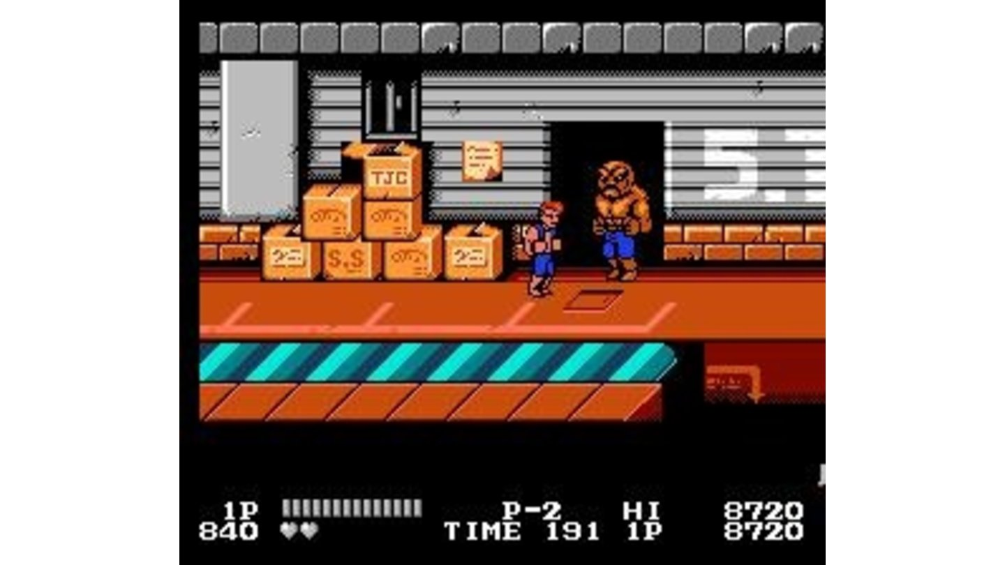 Abobo, the Giant Appears!