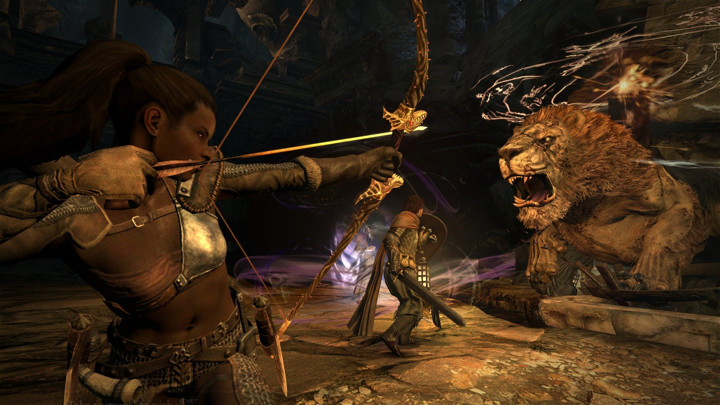 Dragon's Dogma: Dark ArisenScreenshots der PC-Version