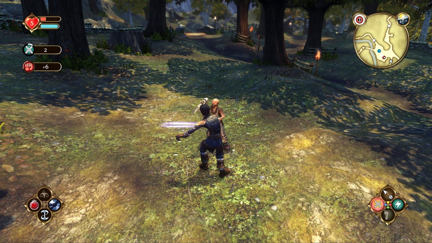 Fable Anniversary - Interface-Screenshots