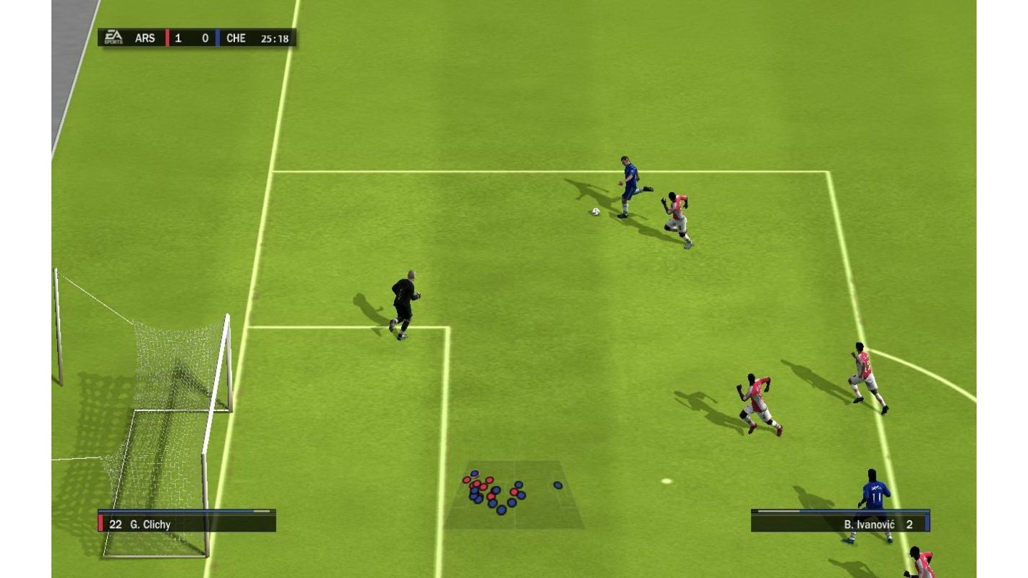FIFA 10 - PC-Screenshots