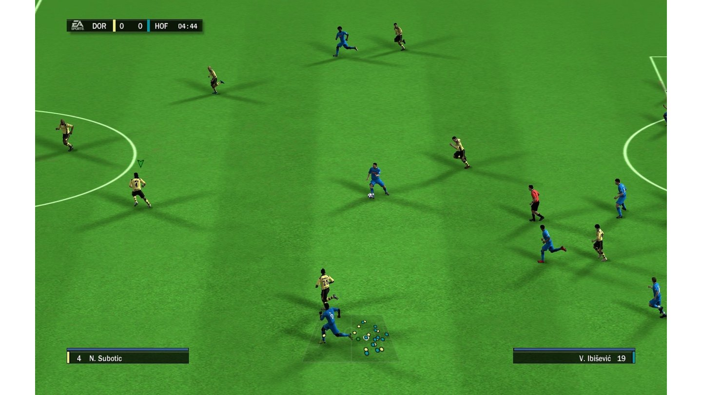 FIFA 10 - Test-Version