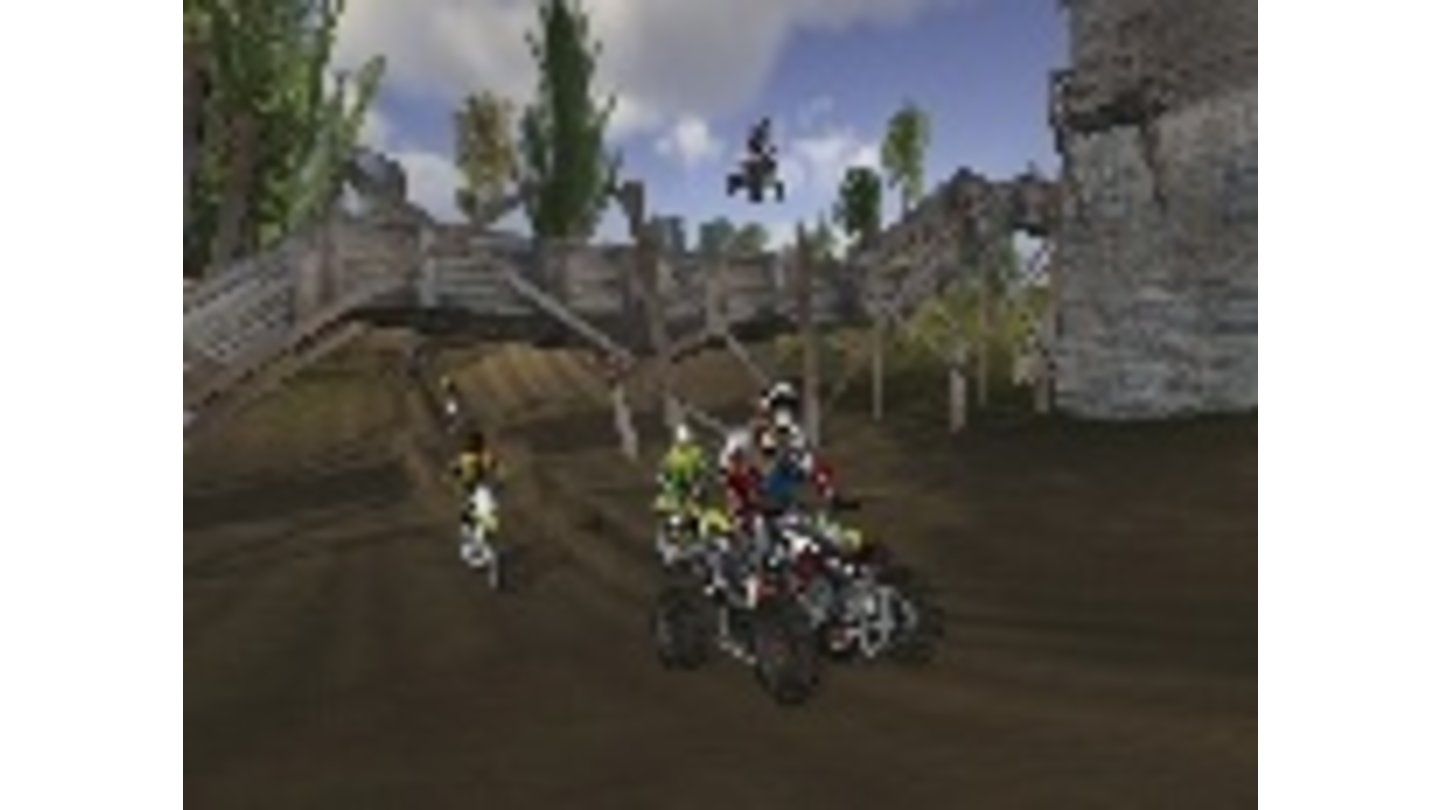 MX vs. ATV Unleashed 2