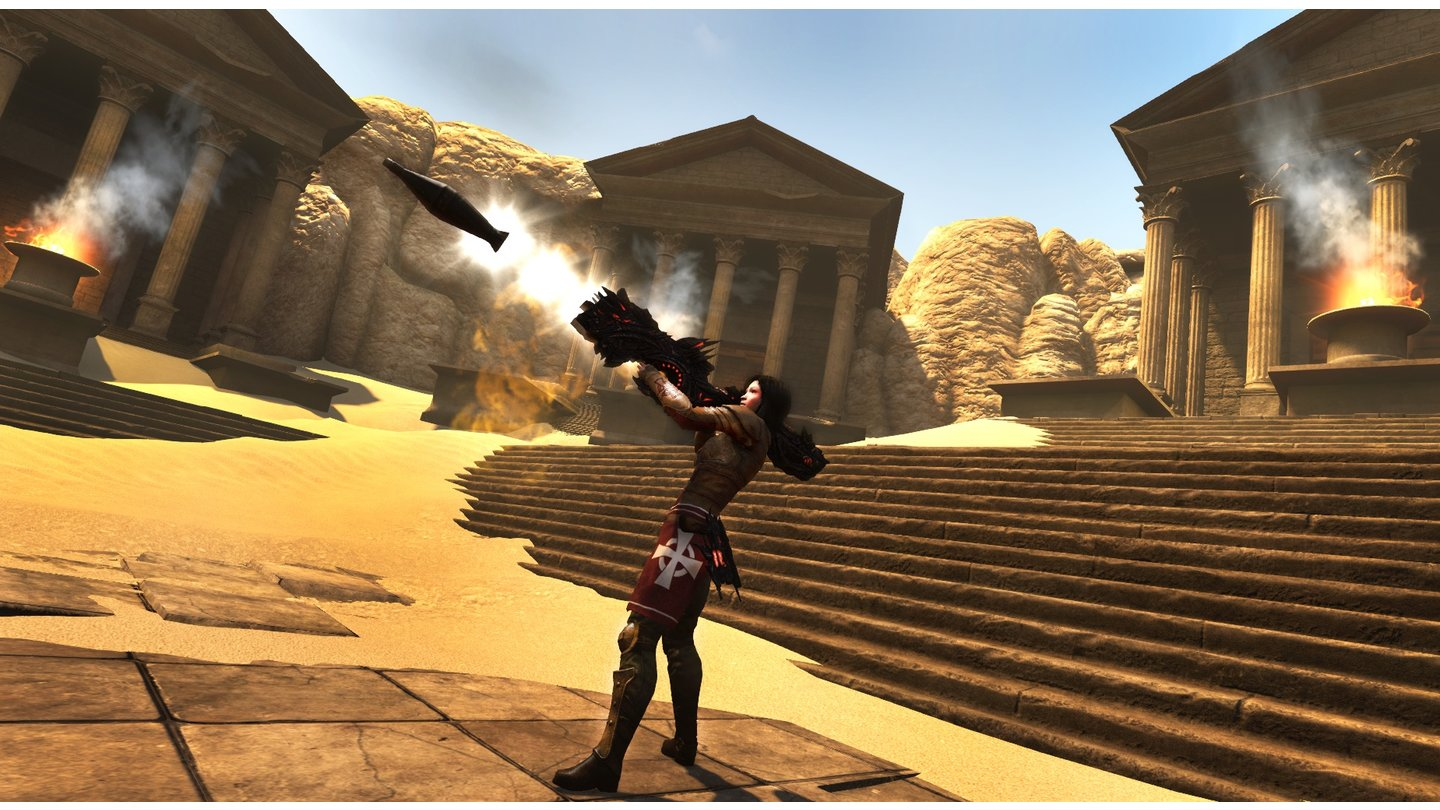 The Secret World - Screenshots zum Content-Update #2