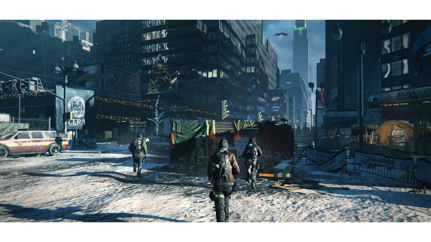 Tom Clancy's The Division - gamescom-Screenshots 2014