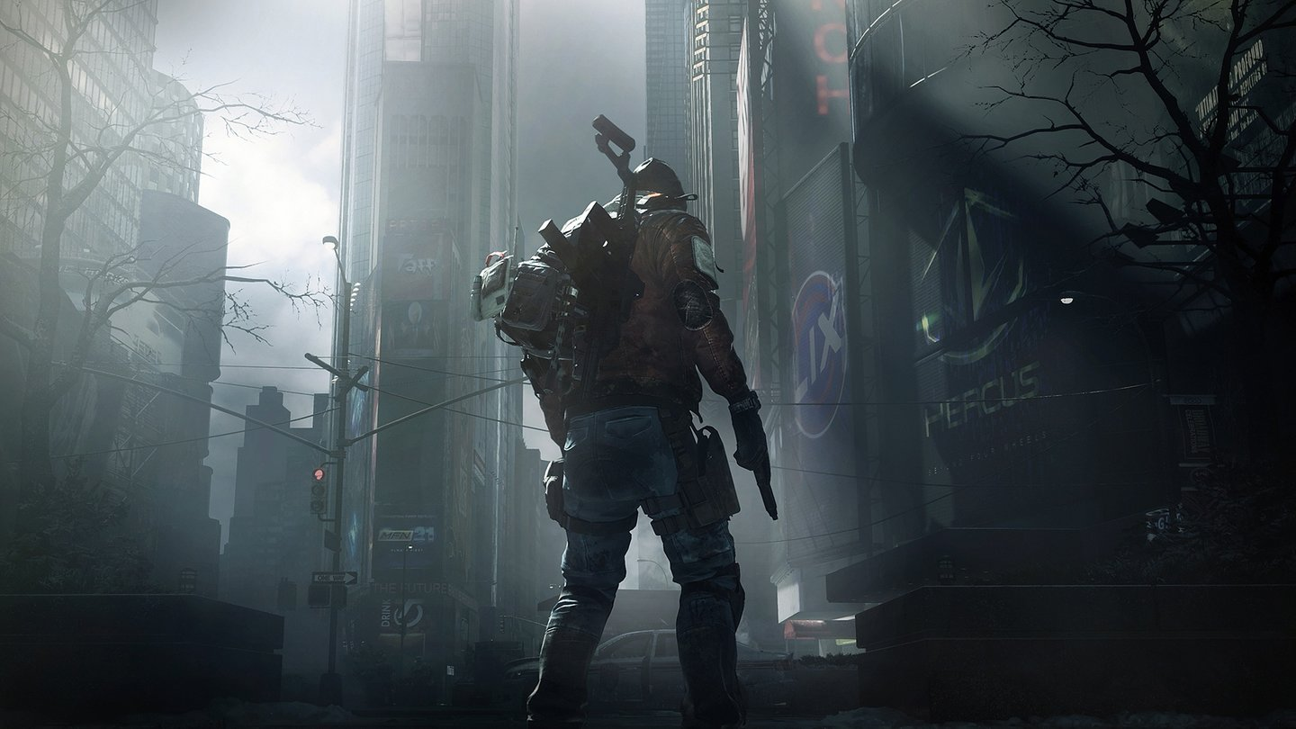 Tom Clancy's The Division - Screenshots von der E3 2015
