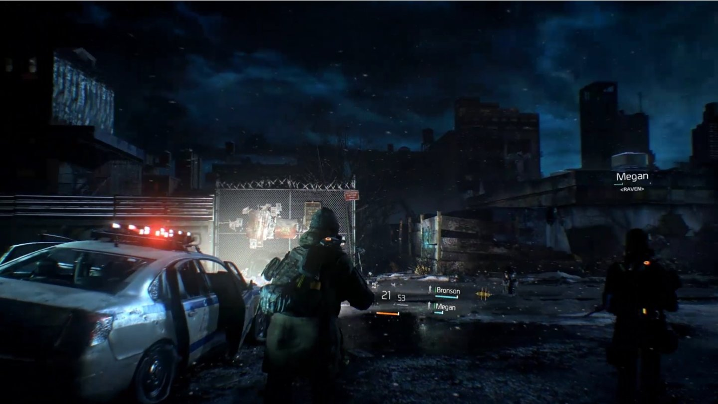 Tom Clancy's The Division - Screenshots