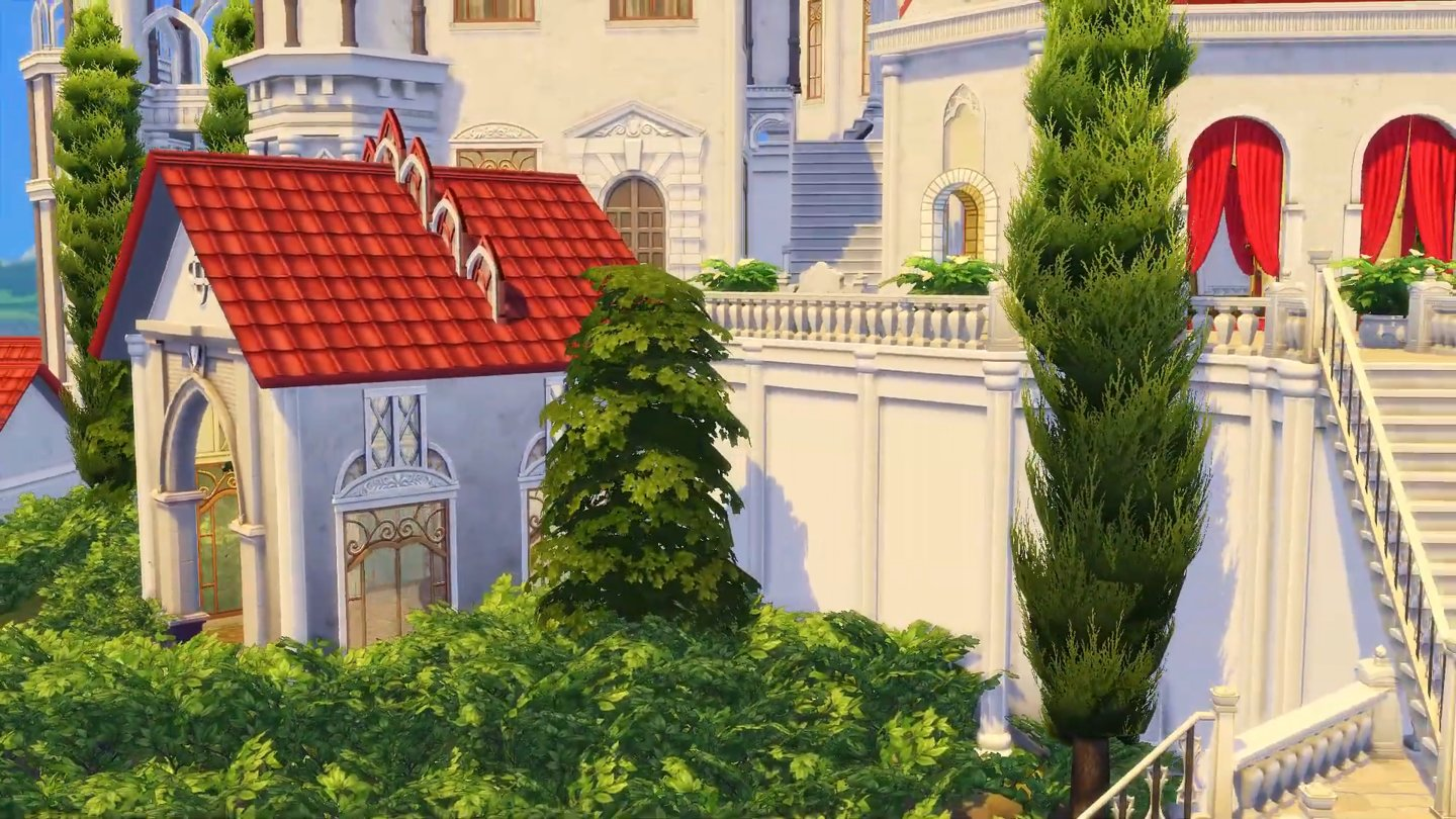 Witcher in Die Sims