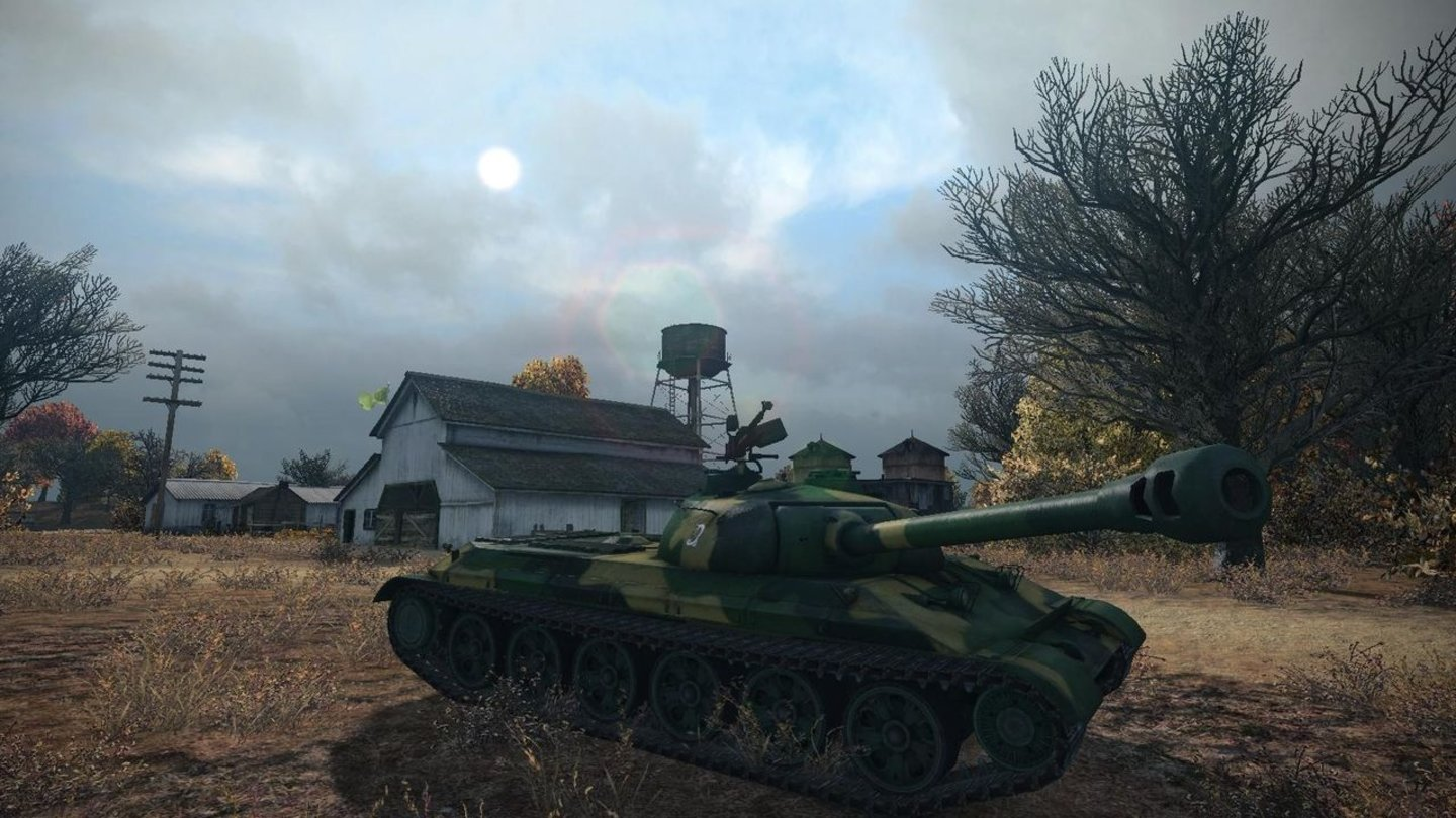 World of Tanks (Update 8.8)