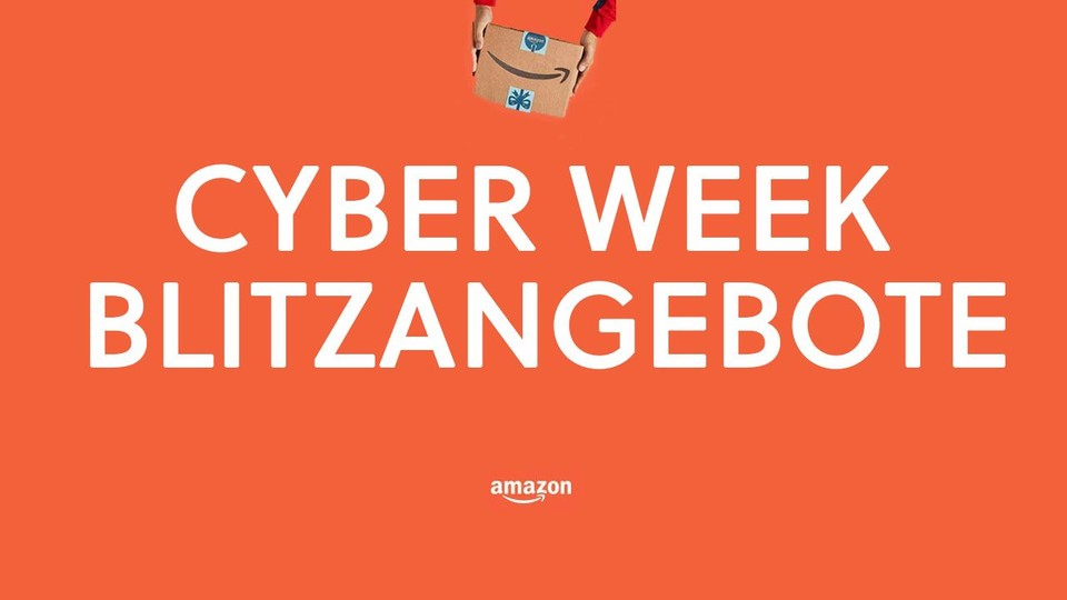 Amazon Cyber Monday Blitzangebote