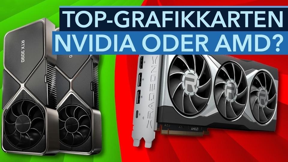 Amd Vs Nvidia Radeon Preislich Unschlagbar Und Trotzdem Chancenlos