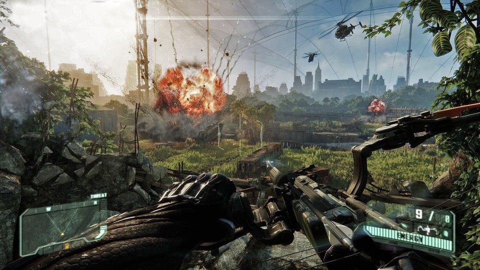Crysis 3 - Preview-Video ansehen