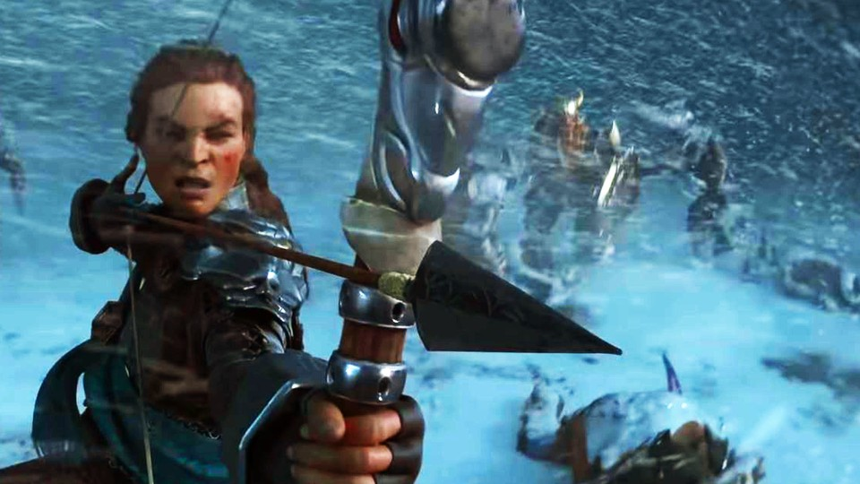 Dungeons & Dragons: Dark Alliance - Erster Trailer zum Remake des Koop-Hack&Slay